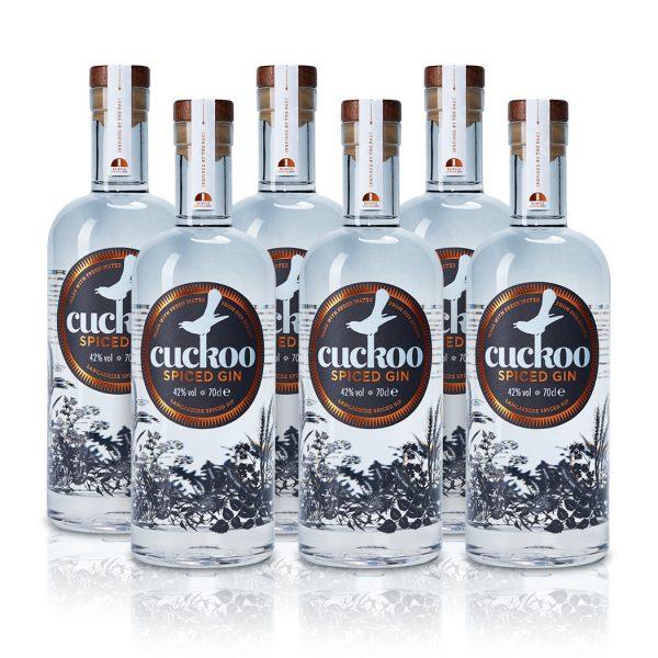 Spiced Gin