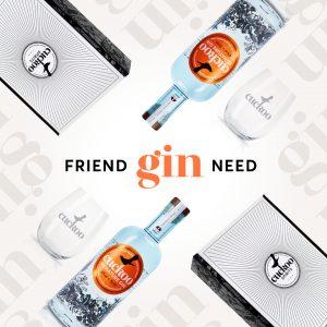 Friend Gin Night Kit