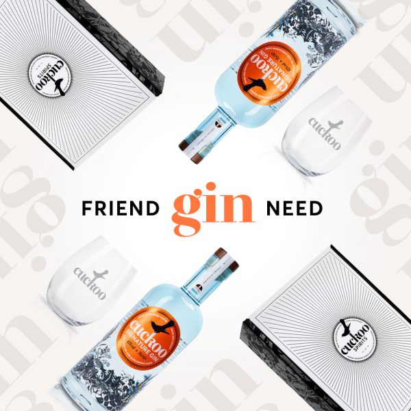 Friend Gin Night Kit